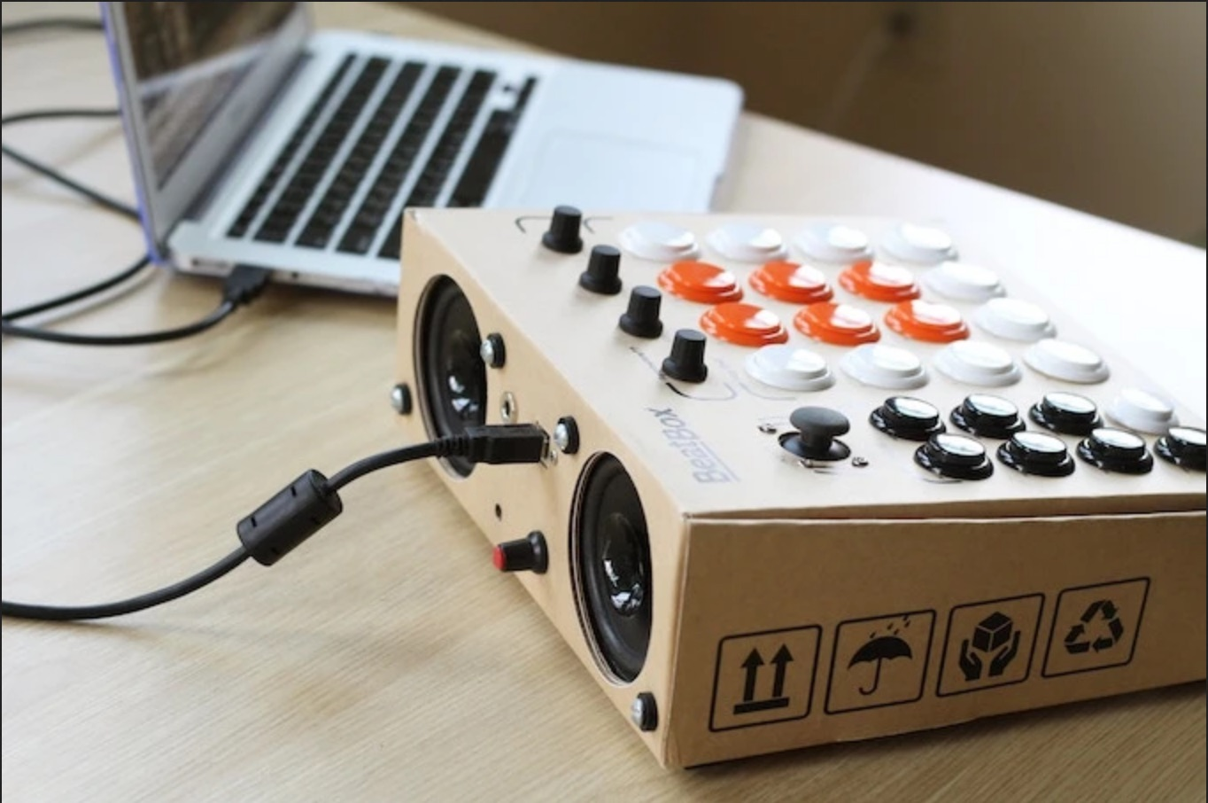 beatbox controller all-in-one