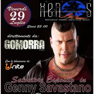 Genny Savastano, Gomorra - Xenos Summer Beach