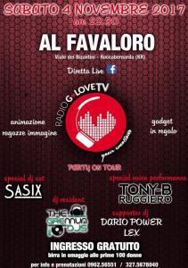 Radio G-Love Party On Tour - Al Favaloro