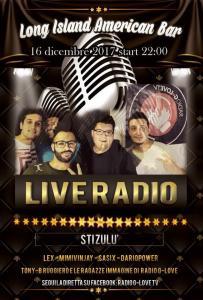 Live Radio Con Radio G-Love TV - Long Island American Bar