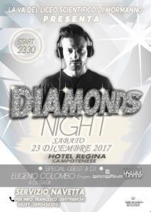 Diamonds Night con Eugenio Colombo Dj - Campotenese Mormanno