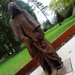 Statue in Besançon