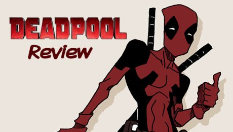 deadpool movie review headline