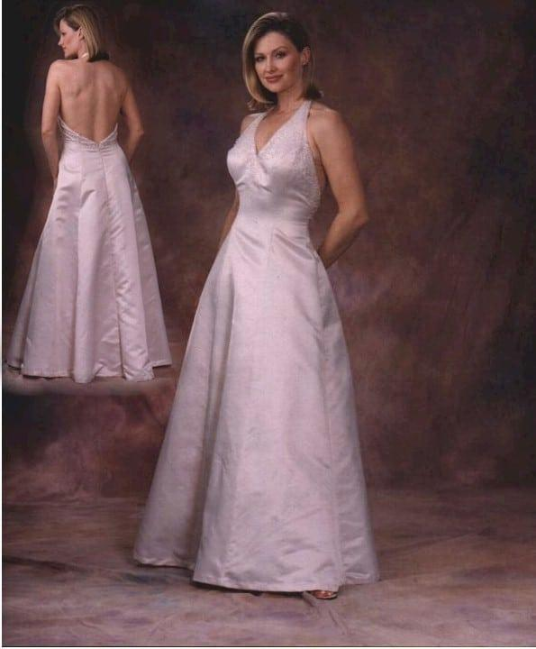 Halter Style Wedding Gowns: Halter Style Wedding Gowns