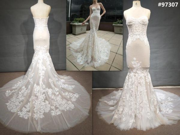 66ea633e25 Inexpensive Inspired Wedding Dresses and Replicas of haute couture designs  available from Darius Cordell