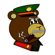 Josef Stuffin, fictional character by Darius Jung
