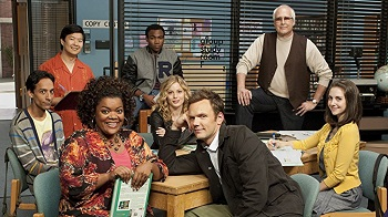 COMMUNITY, TV SERIES