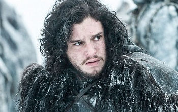 JON SNOW, GAME OF THRONES, HBO