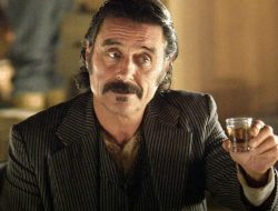 IAN MCSHANE, AL SWEARENGEN, HBO, DEADWOOD, HISTORICAL FICTION, TV SERIES