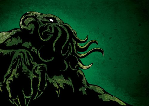 DANILO NEIRA, CTHULHU, HP LOVECRAFT, HORROR, WRITING, STORIES