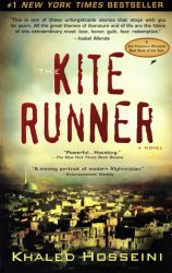 THE KITE RUNNER, BOOK COVER, KHALED HOSSEINI