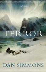 THE TERROR, DAN SIMMONS, HORROR NOVEL, BOOK COVER, HISTORICAL