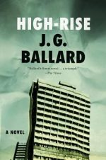 HIGH RISE, JG BALLARD, BOOK COVER, RETROFUTURISM