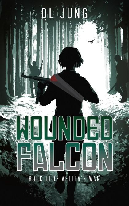 WOUNDED FALCON, AELITA'S WAR, COVER, YA, HISTORICAL FICTION, WW2, MILITARY, AVIATION, SOVIET UNION, NOVEL