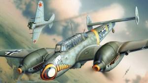 BF 110, WW2, WARPLANES