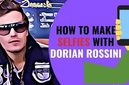 selfies dorian rossini