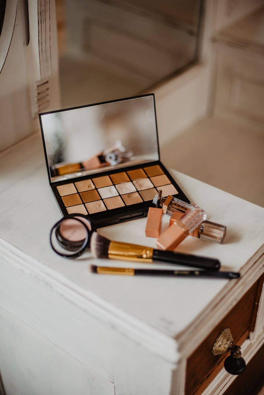 makeup look for beauty