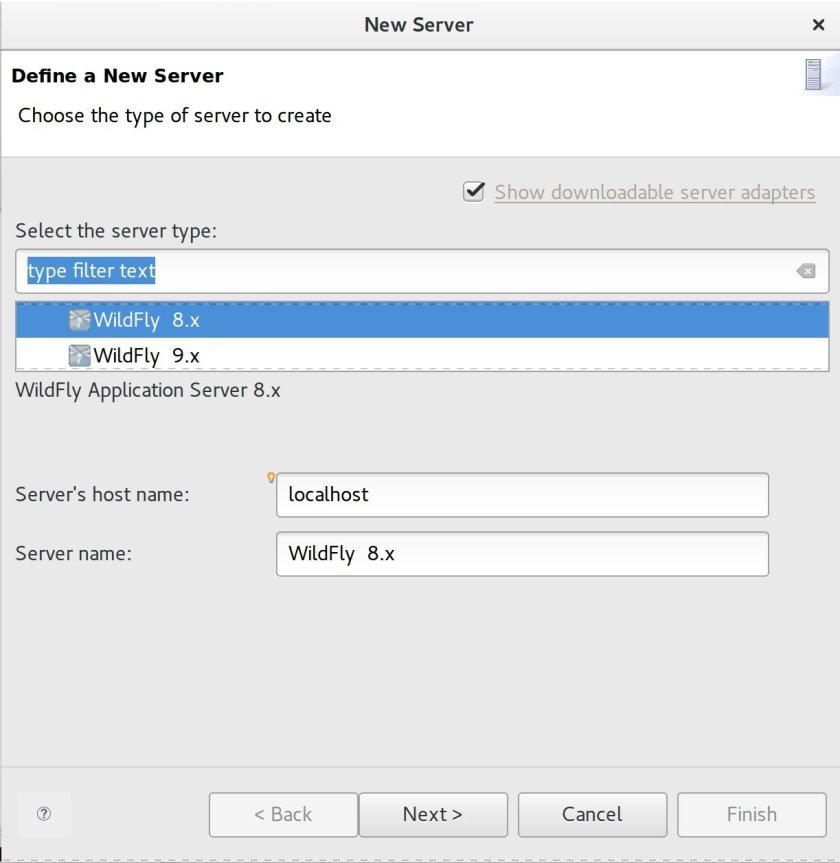 05-add-new-server-wildfly-10