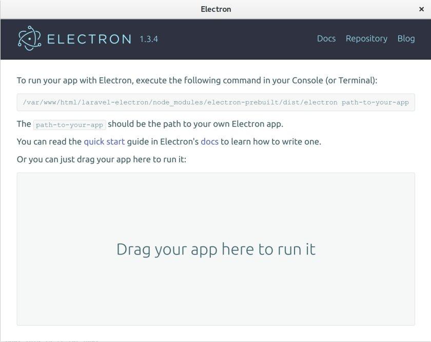 running-electron-defaullt