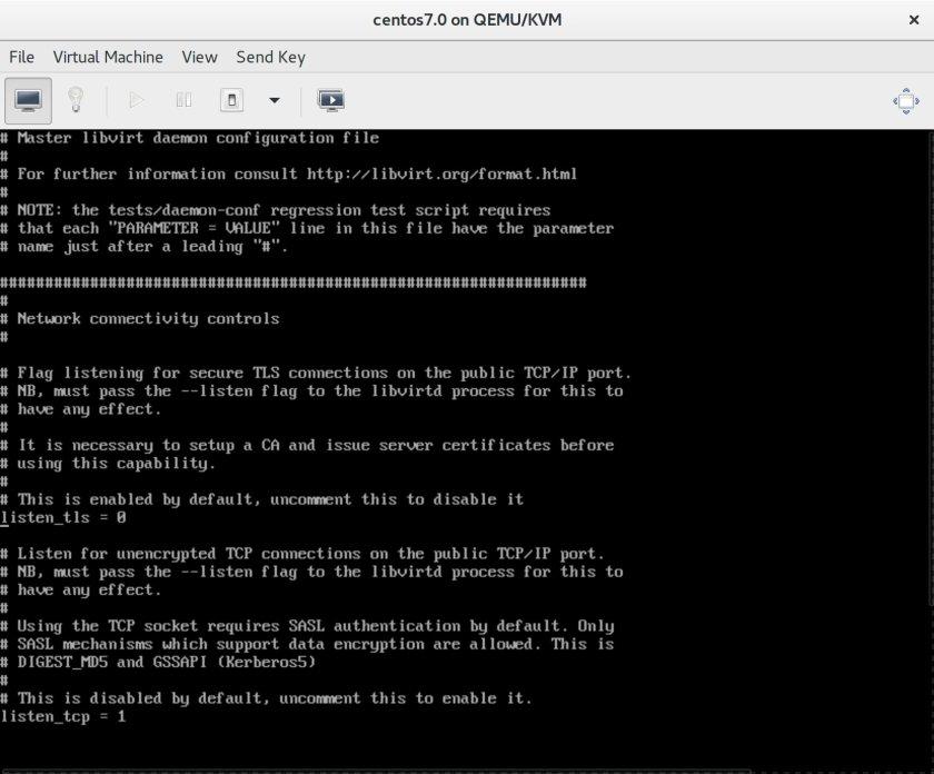 Install-KVM-and-Libvirt-on-CentOS-7