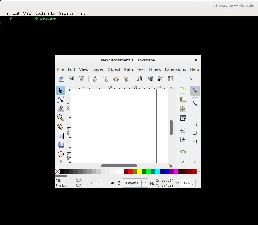 Install Inkscape in Ubuntu 16.04