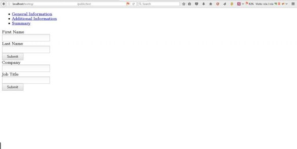 View index not found Laravel Error Message - Just Another