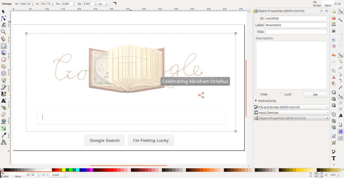 How to Remove or Delete Certain Part of Image using Inkscape
