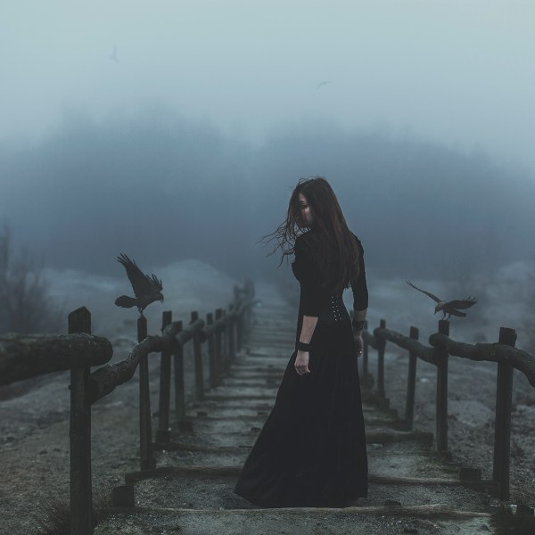 Beautiful Dark Gothic Photography