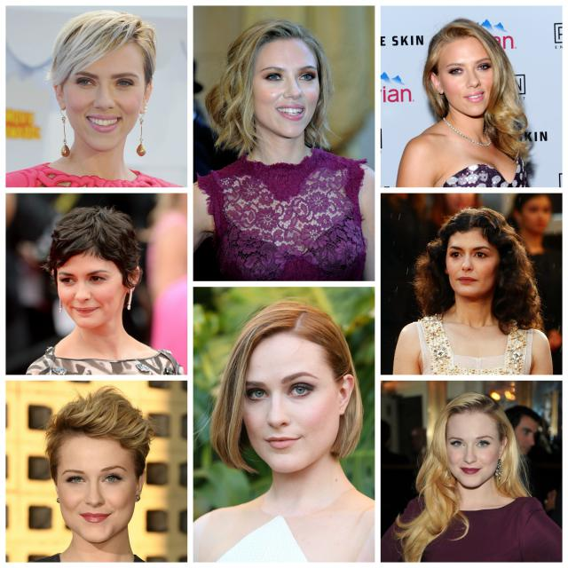 Choose the Right Hairstyle for Your Face Shape