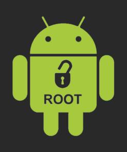 Android root hizmeti
