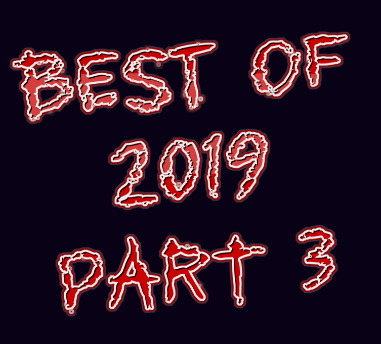 DC928 Best of 2019 Part 3