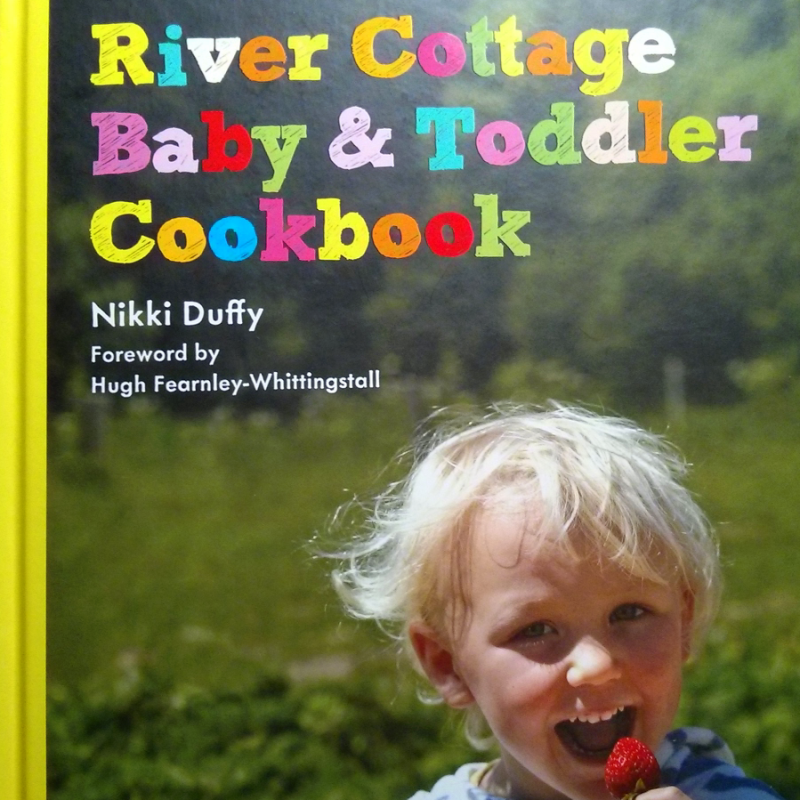 The River Cottage cookbook front cover