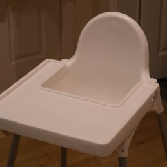 Ikea High Chair Review White Leather Eames Lounge Antilop Darkerside