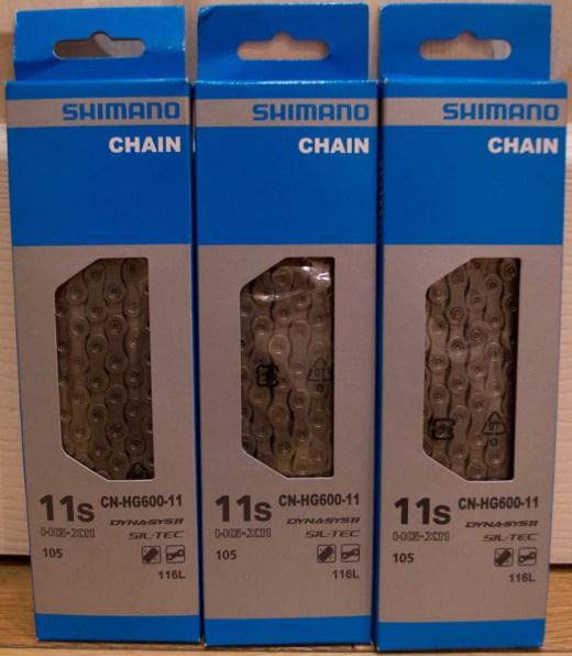 Shimano 105 chain