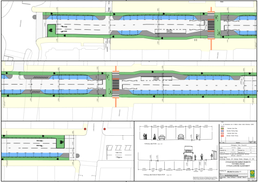 Victoria Road layout 1