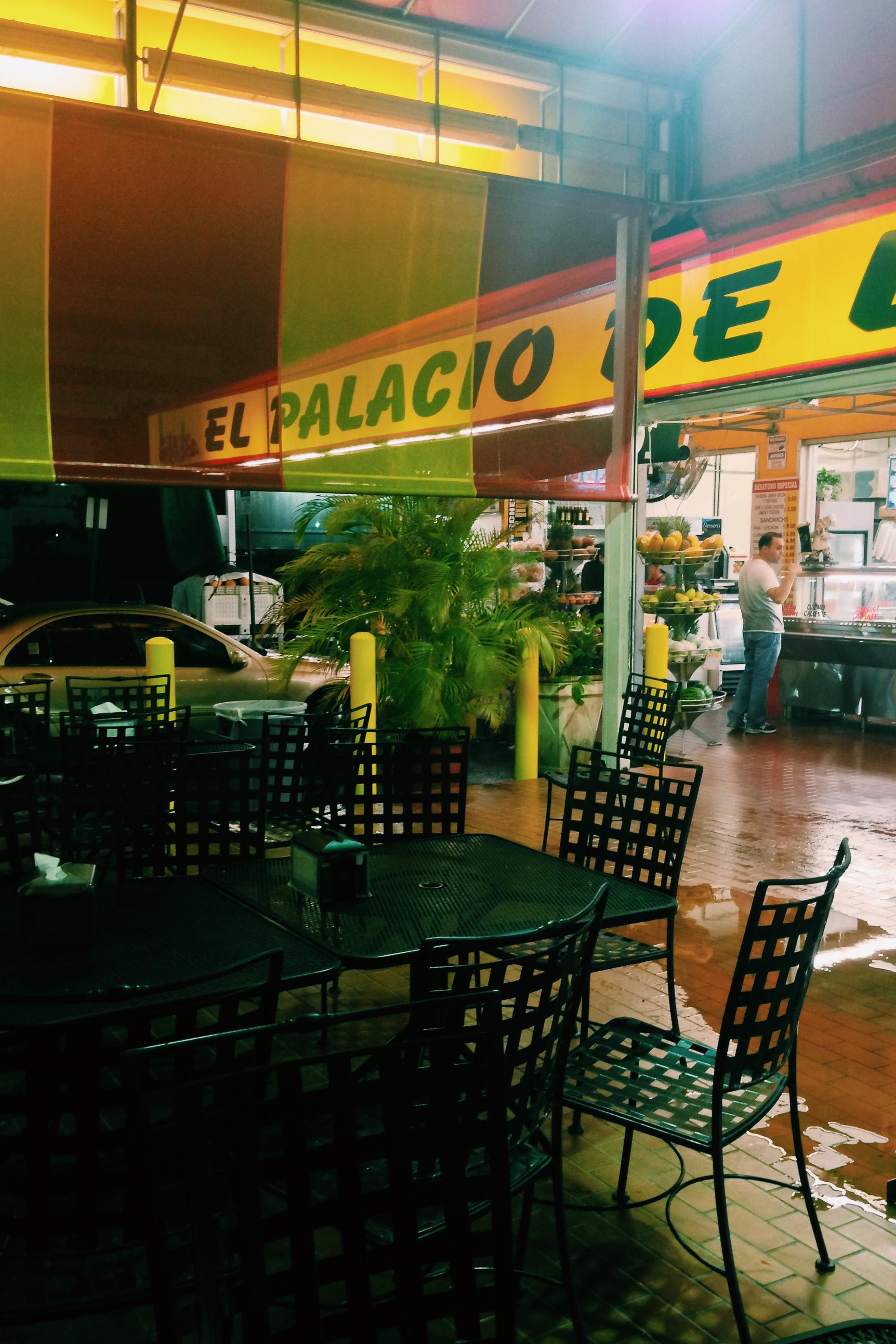 El Palacio de los Jugos, Miami Florida / Darker than Green