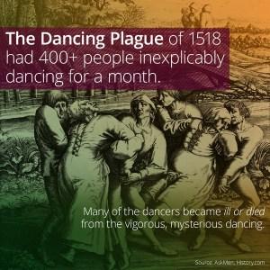 Dancing Plague 1518