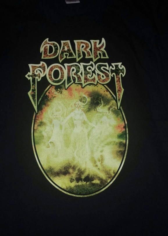 Ellylldan T Shirt Dark Forest