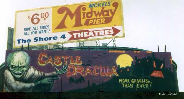Midway pier billboard