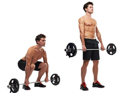 What Muscle Groups Do Deadlifts Work? 5 Tried And True