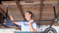 How to Make Your Own Pull Up Bar at Home - Step By Step ...