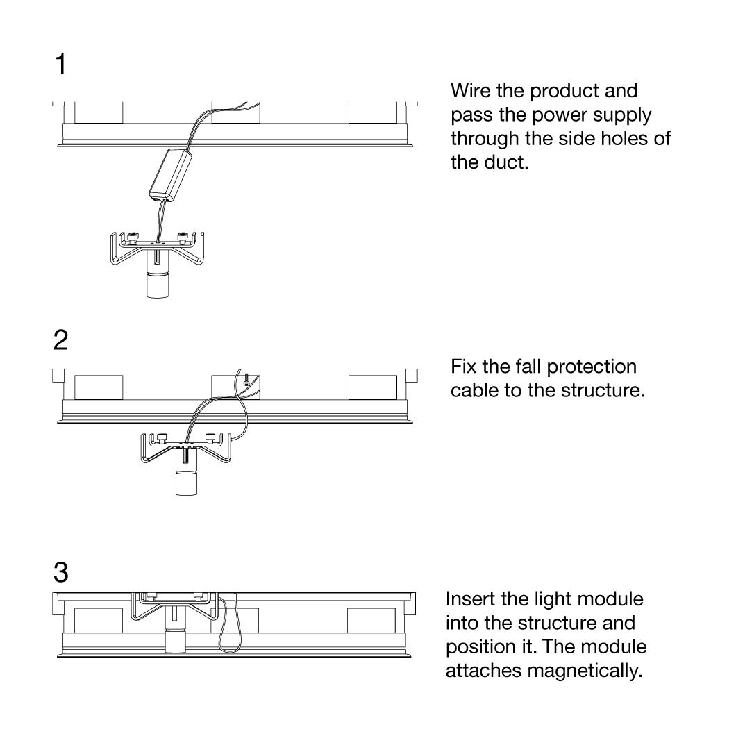 medium resolution of flexalighting maggy 72 linear track system image 4