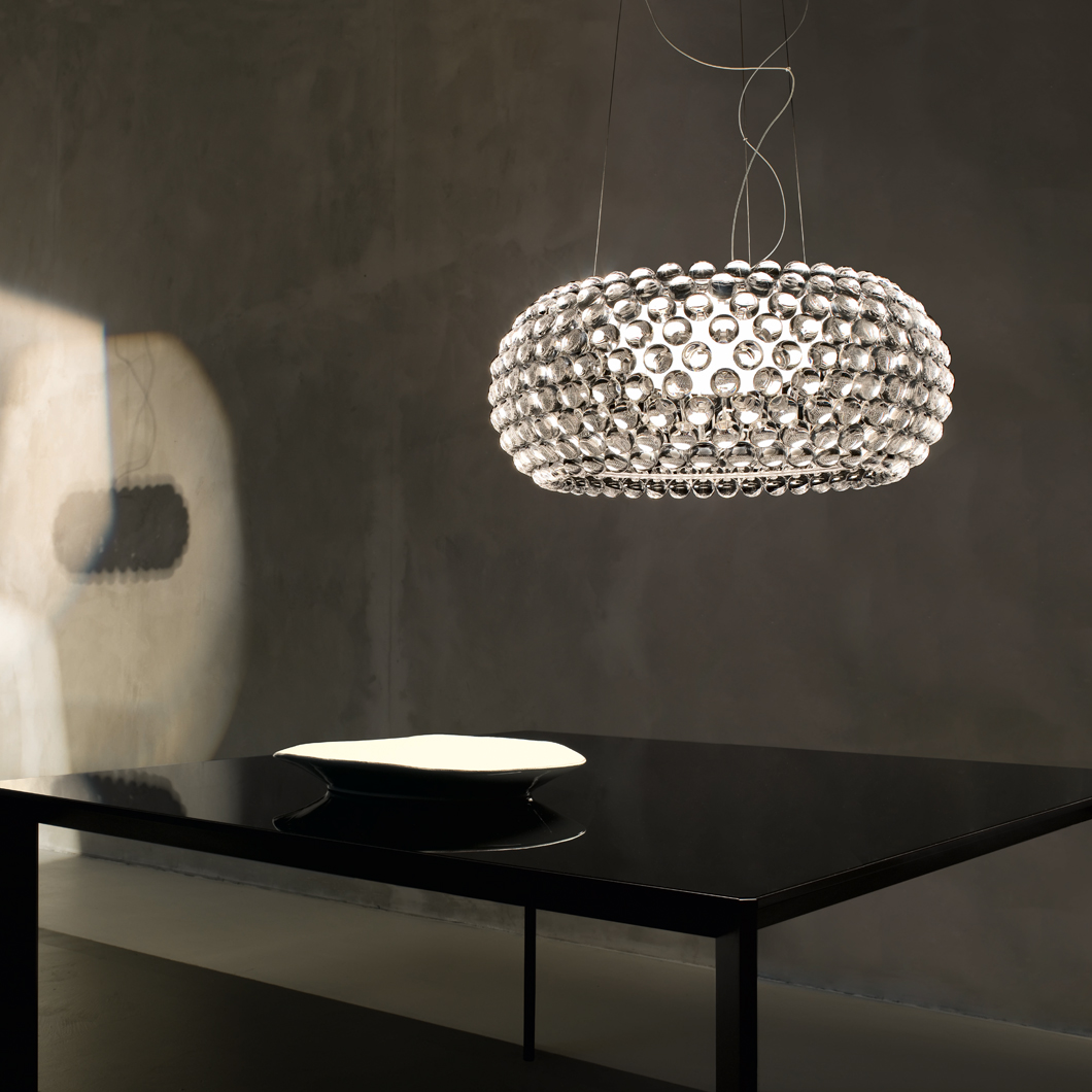 CLEARANCE Foscarini Caboche Medium LED Dimmable Pendant ...