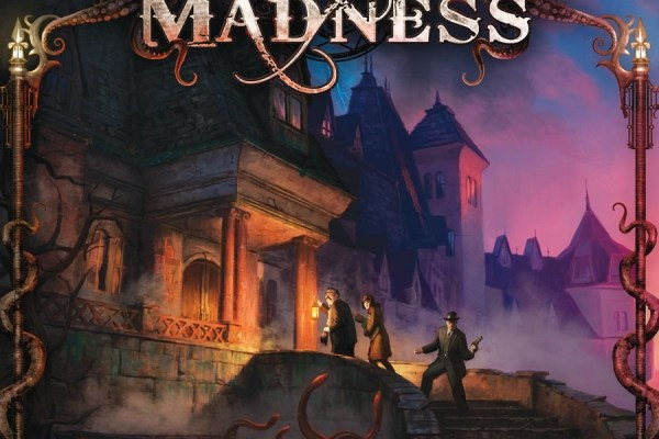 Mansions of Madness box art