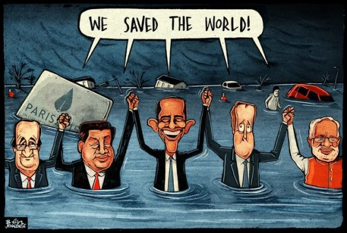 We Saved The World