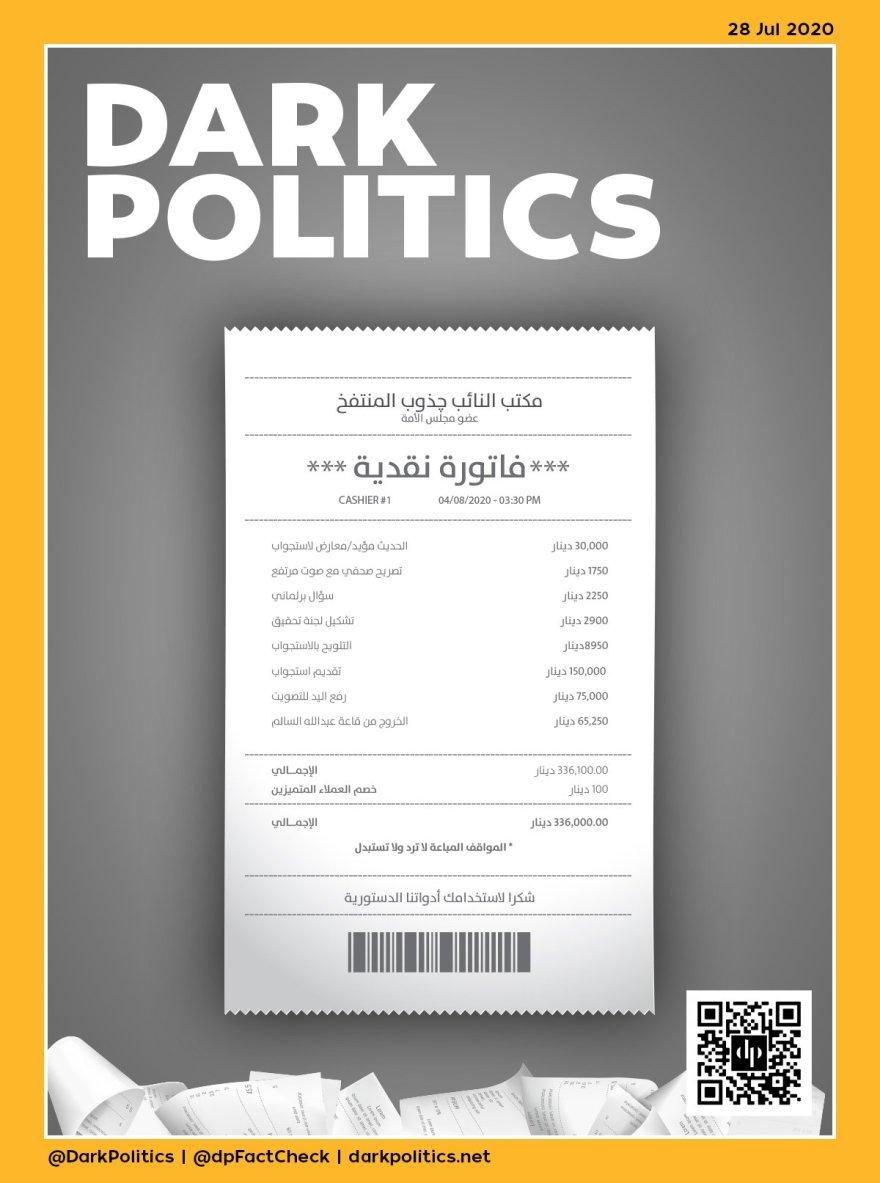 غلاف يوليو 2020 - الأدوات الدستورية