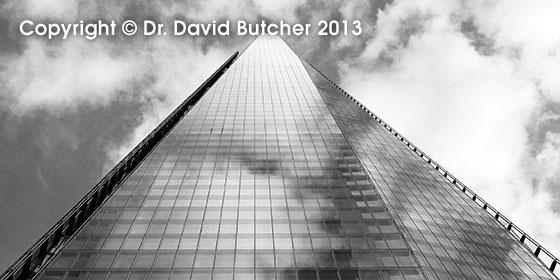 London Shard Panoramic