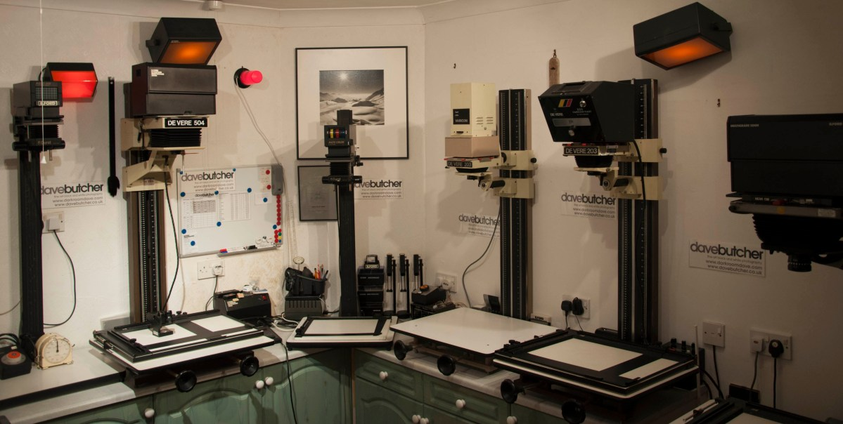 Setting Up A Darkroom Darkroom Dave