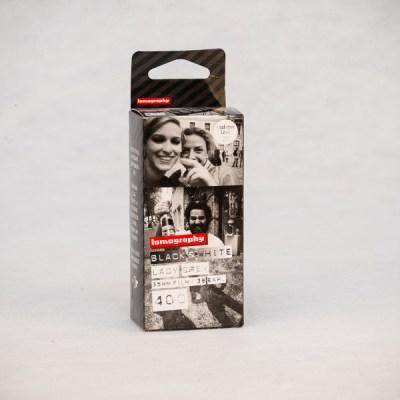 Lady Grey 400, Lomography, Darkroom Malta, 35mm Films, Analog
