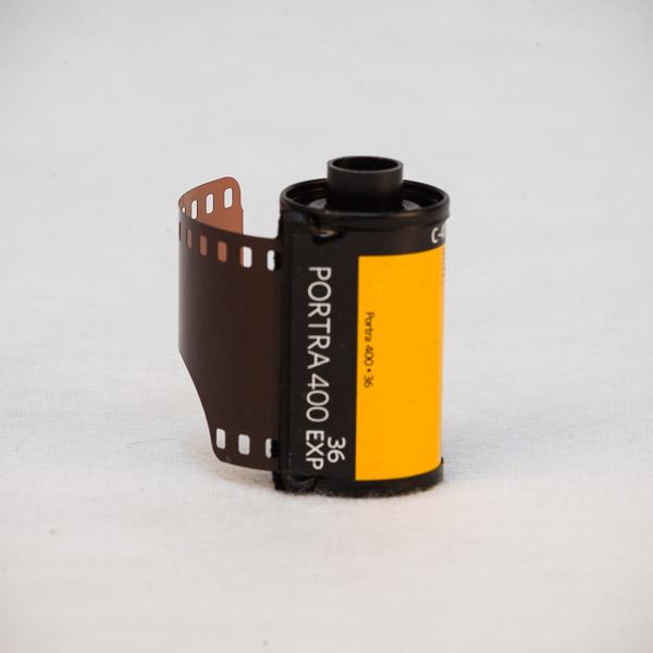Kodak Porta ASA 400 35mm Film